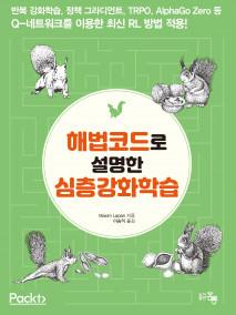 해법코드로 설명한 심층강화학습(한국어판)