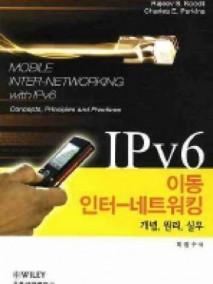 IPv6에서의 이동 인터네트워킹: 개념,원리,실무