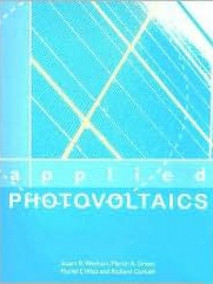 Applied Photovoltaics, 2/Ed