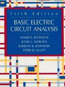 Basic Electric Circuit Analysis, 5/Ed