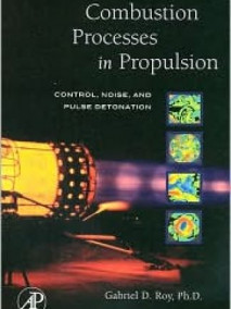 Combustion Processes in Propulsion: Control, Noise, and Pulse Detonation