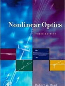 Nonlinear Optics, 3/Ed