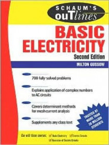 Schaum's Outline of Basic Electricity, 2/Ed