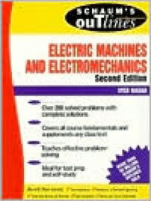 Schaum's Outline of Electric Machines & Electromechanics, 2/Ed