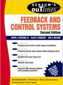 Schaum's Outline of Feedback and Control Systems, 2/Ed