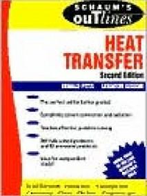 Schaum's Outline of Heat Transfer, 2/Ed