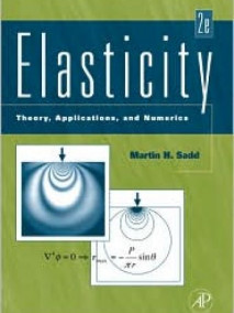 Elasticity: Theory, Applications, and Numerics, 2/Ed