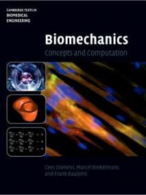 Biomechanics: Concepts and Computation