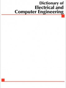 Mcgraw-Hill Dictionary Of Electrical & Computer Engineering