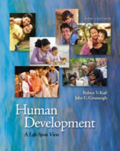 Human Development: A Life-Span View, 6/Ed