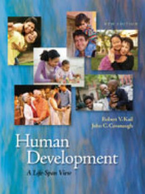 Human Development: A Life-Span View, 6/Ed