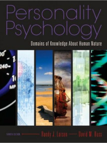 Personality Psychology: Domains of Knowledge About Human Nature, 4/Ed
