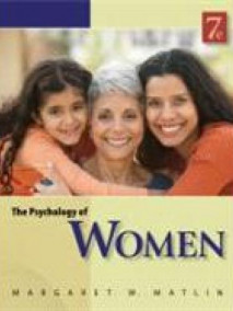 Psychology of Women, 7/Ed
