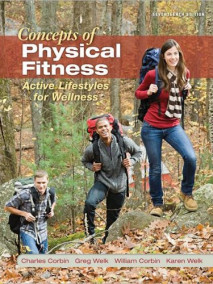 Concepts of Physical Fitness: Active Lifestyles for Wellness, 17/Ed