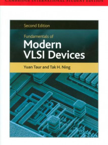 Fundamentals of Modern VLSI Devices, 2/Ed
