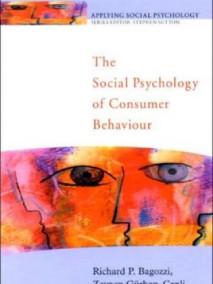 Social Psychology of Consumer Behaviour