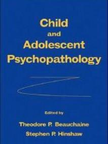 Child and Adolescent Psychopathology, 2/Ed