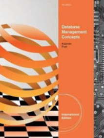 Concepts of Database Management, 7/Ed