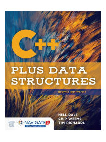 C++ Plus Data Structures, 6/Ed