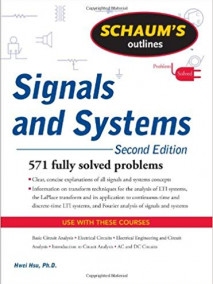Schaum's Outline of Signals and Systems, 2/Ed